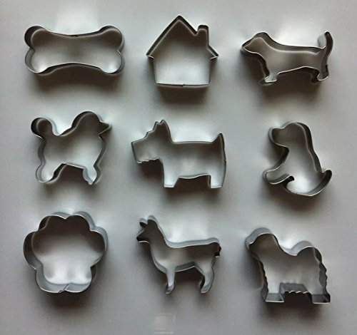 salmon cookie cutter - 9
