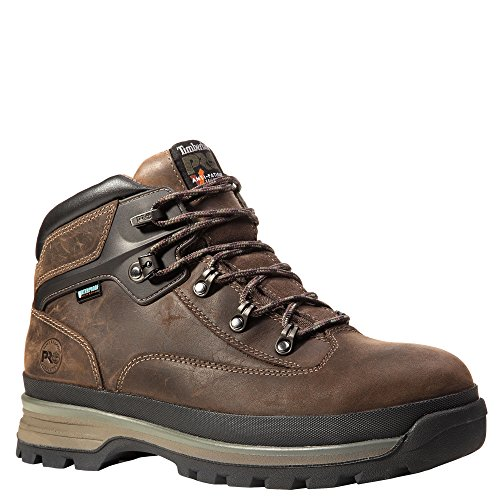 Hiker Waterproof Euro Brown A1HC5 Mens Brown Dark Timberland PRO Toe Work Alloy Boots 1xHBfwEREq