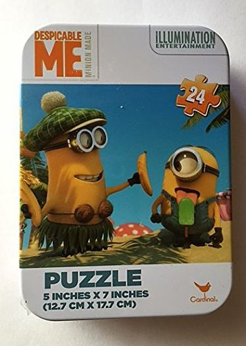 Despicable Me Minions Jigsaw Puzzle