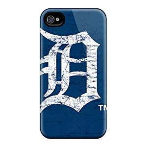 For Case Cover For SamSung Galaxy S4 Mini Protector Cases Detroit Tigers Phone Covers