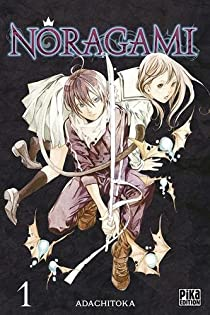 Noragami, tome 1 par Adachitoka