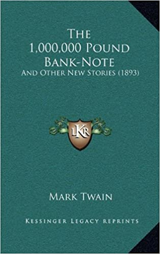 Book The 1, 000, 000 Pound Bank-Note: And Other New Stories (1893)