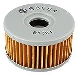 MIW S3004--001 Oil Filter for Suzuki DR350SE 90 91 92 93 94 95 96 97 98 99 16510-38240, DRZ250 CA MODEL CV CARB 01 02 03 04 05 06 07 16510-38240, GN250 82 83 85 88 16510-38240
