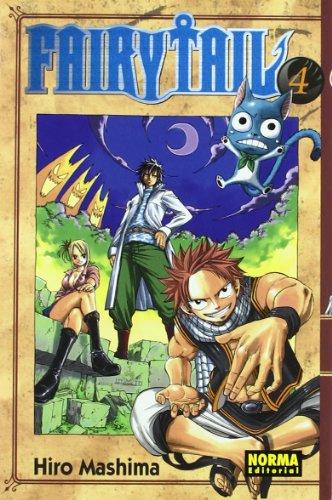 Descargar Libro Fairy Tail 04 Hiro Mashima