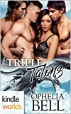 Kindle Store : Paranormal Dating Agency: Triple Talons (Kindle Worlds) (Aurora Champions Book 2)