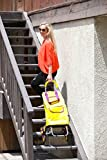 dbest products Stair Climber Trolley