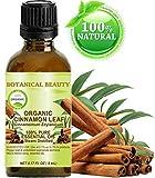 ORGANIC CINNAMON LEAF ESSENTIAL OIL. 100% Pure Therapeutic Grade, Premium Quality, Undiluted. 0.17 Fl.oz.- 5 ml. review