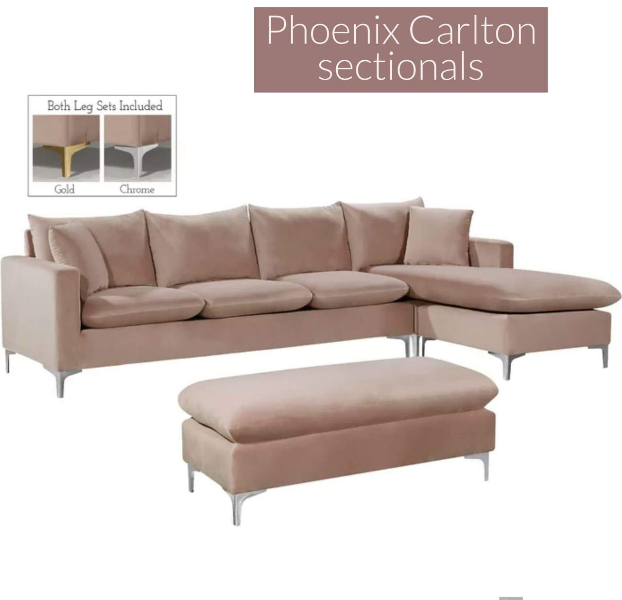 F7086 in by Poundex in Phoenix, AZ - Sectional Sofa