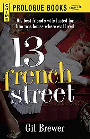 book cover of 13 French Street