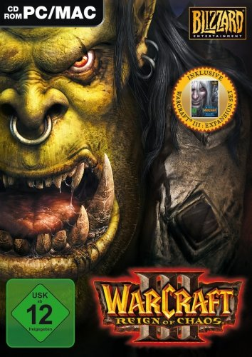 WarCraft III: Reign of Chaos + WarCraft III Expansion Set product image