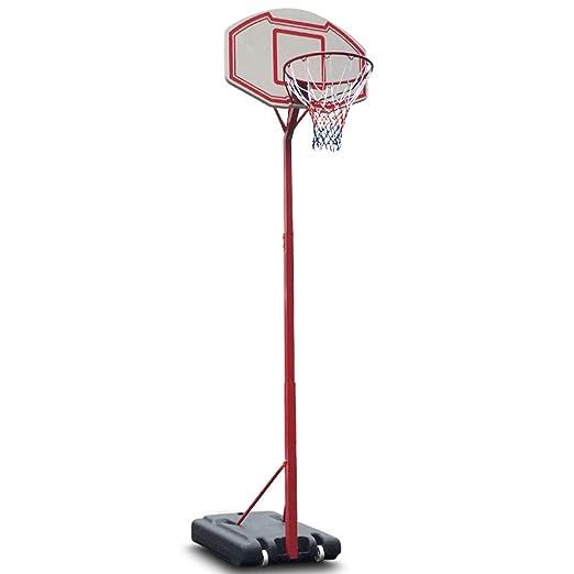 Aly Soporte de Baloncesto Ajustable en Altura, Sistema de Tiro de ...