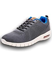 AX BOXING Herren Sportschuhe Laufschuhe Sneaker Atmungsaktiv Leichte Wanderschuhe Trainers Schuhe