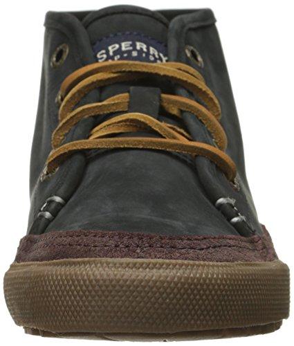 Sperry Top-Sider Wynter Sea, Sneaker donna nero Black