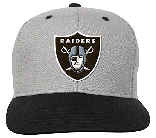 New Era Oakland Raiders NFL 17 9Fifty Mens Snapback Hat Cap Black//Anthracite 11462159