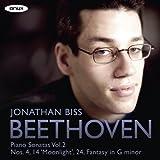 Beethoven: Piano Sonatas Vol.2