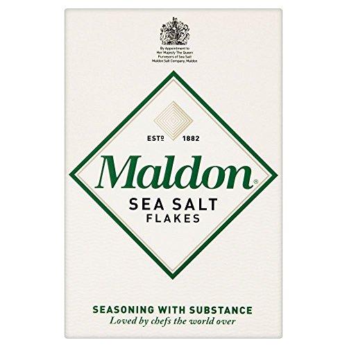 (Maldon Sea Salt Flakes (125g))