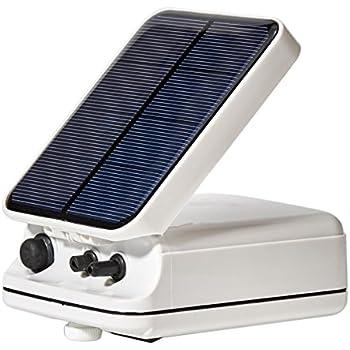 Amazon Com Sunnytech Solar Power Pond Oxygenator Air