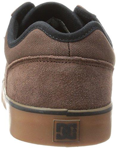 Shoe Skate Gum Tonik Men's Brown DC xtUaz0wU