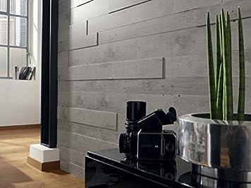 Beton Wandverkleidung meister systempaneele sp 300 wandpaneele mit 3d effekt in holz