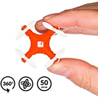 SKEYE Pico Drone - Worlds Smallest Drone Ever - Remote Controlled - Micro Quadcopter with RTF Technology - One Year Warranty