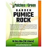 VOLCANIC GARDEN PUMICE ROCK from Patches of Green - 16 Dry Quarts Bag