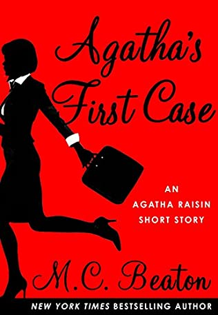 book cover of Agatha\'s First Case