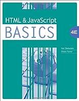 HTML and JavaScript Basics, 4th edition