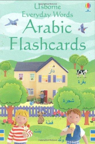 Everyday Word Flashcards In Arabic (Arabic Cards)