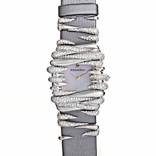 Audemars Piguet Audemars Piguet mechanical-hand-wind womens Watch 77223BC.ZZ.A008SU.01 (Certified Pre-owned)