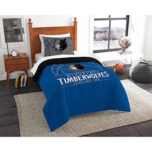 Proudly show off your favorite team in your bedroom with The Northwest  Company twin comforter and. The Northwest Company Officially Licensed NBA  ... 12d2297e3