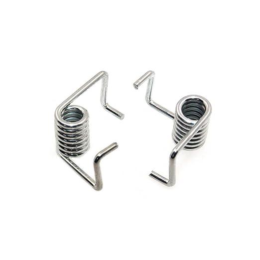 10er Set Tensioning Spring for Heating Bed Extruder 22*9mm Spring For Reprap 3D Printer