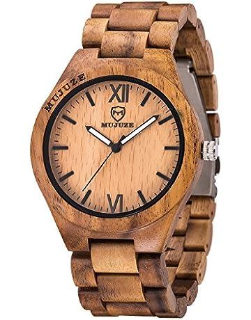 c9cc1d657af6 Men Watch Wooden