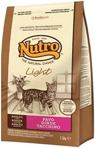 The Nutro Company Nutro Adult Cat Light pienso para Gatos: Amazon.es: Productos para mascotas
