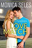 img - for The Academy: Love Match by Monica Seles (2014-02-25) book / textbook / text book