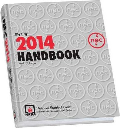 NFPA 70: National Electrical Code (NEC) Handbook, EZ Package, 2014 Edition by NFPA-BB-ME (Image #1)