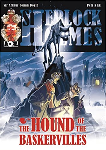 The Hound of The Baskervilles - A Sherlock Holmes Graphic