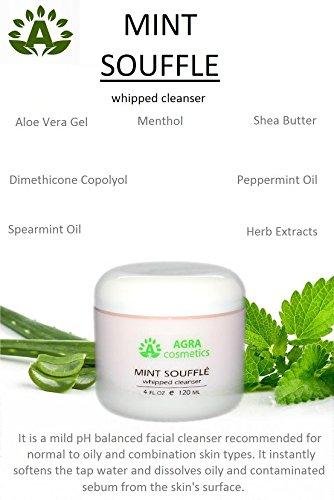 Agra Cosmetics  Mint Souffl  4 Fl  Oz