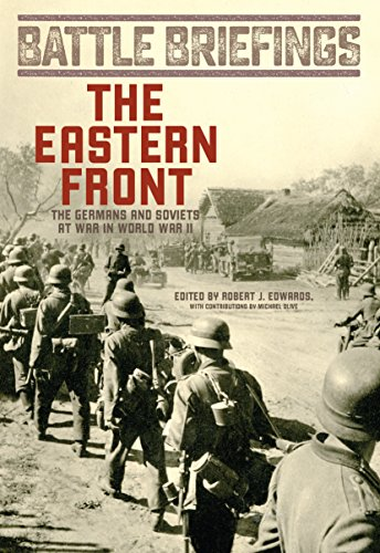 The Eastern Front: The Germans and Soviets at War in World War II (Battle ()