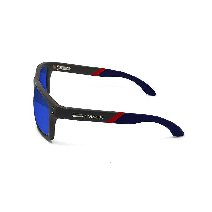 Paloalto Sunglasses P19202111.2 Lunette de Soleil Mixte Adulte, Bleu