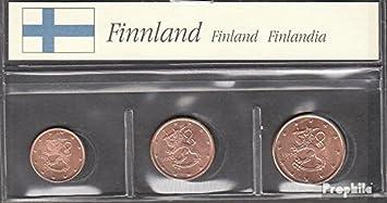 Finnland Fin1 3 Stglunzirkuliert Gemischte Jahrgänge Stgl