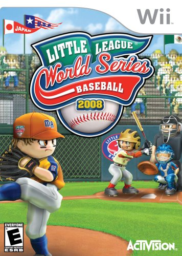 Little League World Series Baseball '08 - Nintendo - Kids Baseball League Little