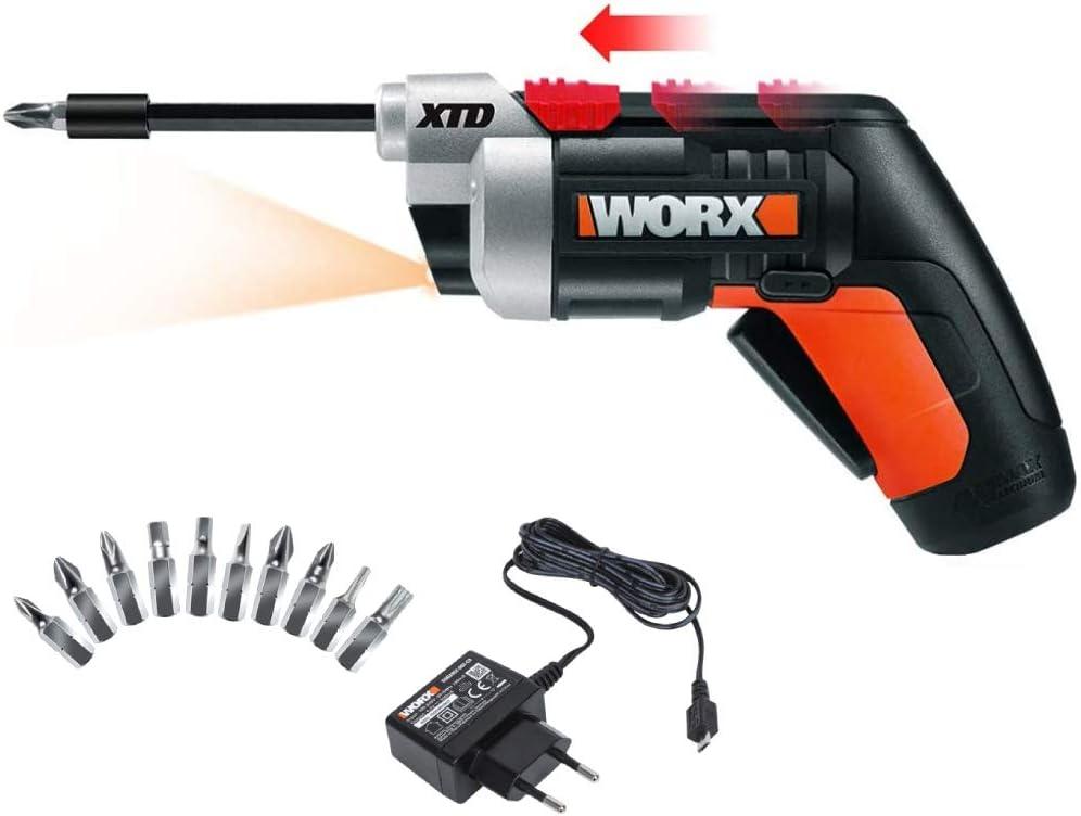 Worx WX252 Atornillador, 4 V
