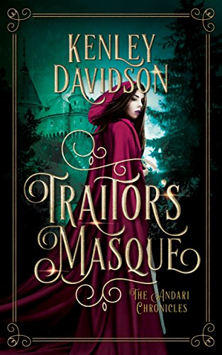 Traitor's Masque by Kenley Davidson ebook deal