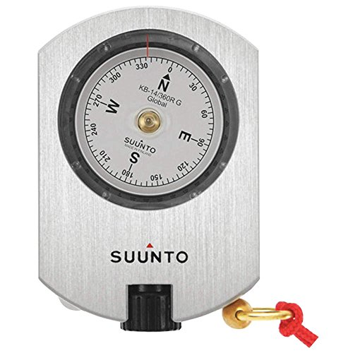 - Optical Sighting Compass, Aluminum