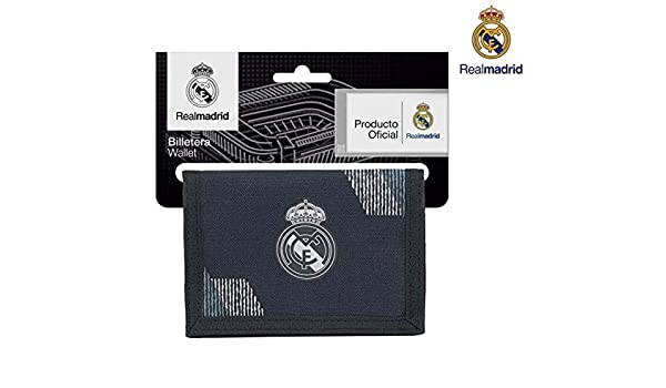 Real Madrid 2 Monedero-Billetera 13x10 Producto Oficial ...
