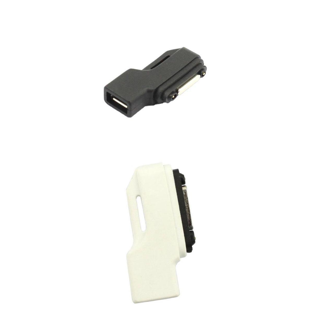 IPOTCH 2 Piezas Punta Magnética de Conector Tipo C de USB para ...