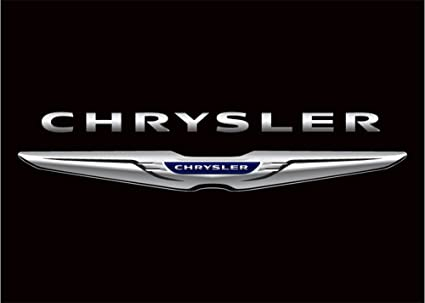 Amazon Com Neoplex Chrysler Auto Logo With Words Traditional Flag