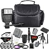 Professional Photo Accessory Bundle for Nikon D5600 DSLR Camera