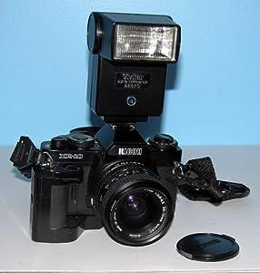 Ricoh XR-10 35mm Film Camera