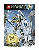 LEGO-Bionicle-Kopaka-Master-of-Ice-ToyDiscontinued-by-manufacturer